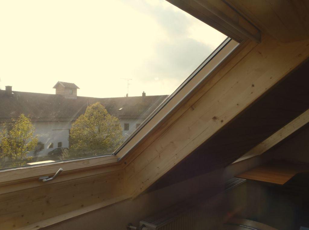 Dachfenster verkleiden  Dachfenster, Dachflächenfenster, Aussenrollos, Innenrollos