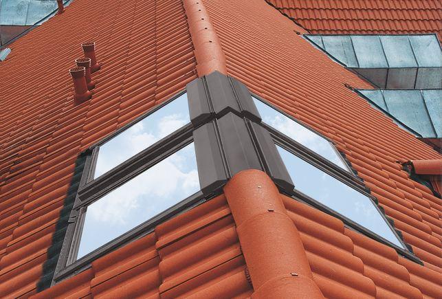 Dachflächenfenster velux  Dachfenster, Dachflächenfenster, Aussenrollos, Innenrollos